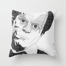 Darryl Revok. Throw Pillow