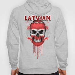 To The Core Collection: Latvia Hoody