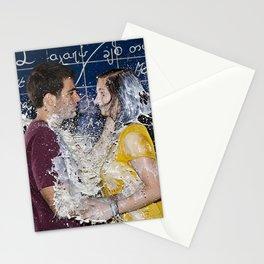 Lovers Milking - Le Grand Spectacle du Lait // The Grand Spectacle of the Milking Stationery Cards