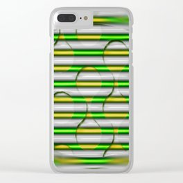 Hole in the fog Clear iPhone Case