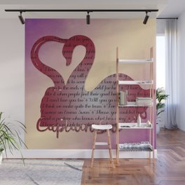 It's True Love Wall Mural