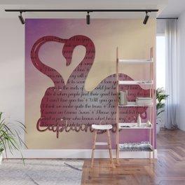 It's True Love Wall Mural