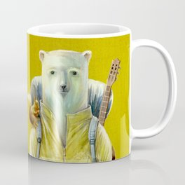 bear-tourist Coffee Mug
