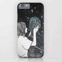 Miracles sometimes happens. iPhone Case