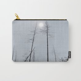 Burnt Forest Carry-All Pouch