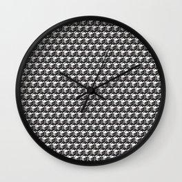 The Genius Open Pass Design Wall Clock