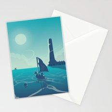 Zelda Wind Waker Stationery Cards