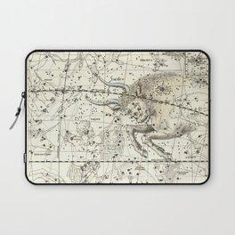 Taurus Zodiac, Celestial Atlas Plate 14, Alexander Jamieson Laptop Sleeve