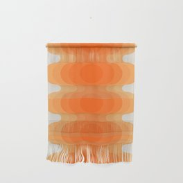 Echoes - Creamsicle Wall Hanging