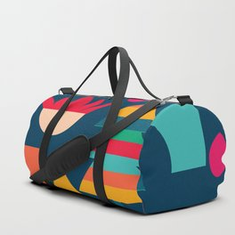 Funny Christmas games Duffle Bag
