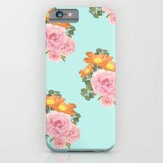Summer Floral Print II iPhone 6s Slim Case