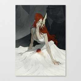 Stay Here With Me Canvas Print