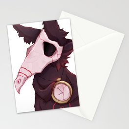 Real Monsters- Anxiety Stationery Cards