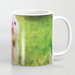 CUTE LITTLE BABY PIG PIGLET Coffee Mug