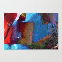 architect Canvas Prints featuring Architect Heart by SuzyQ