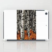 birch iPad Cases featuring Birch by LeahOwen
