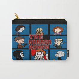 The Horror Bunch: Slashers Unite Carry-All Pouch