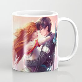 Kirito and Asuna Coffee Mug