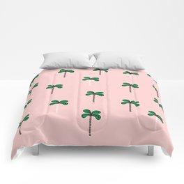 Miami Palms Comforters