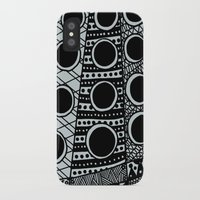 dalek iPhone & iPod Cases featuring Dalek by Rebecca Bear