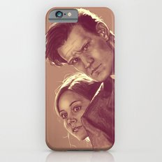 Mysterious People - Doctor Who iPhone 6s Slim Case