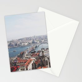 GOLDEN HORN @ ISTANBUL Stationery Cards