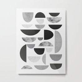 Contemporary art II Metal Print