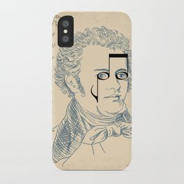 Franz Schubert iPhone Case