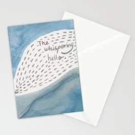 The lost blue Stationery Cards