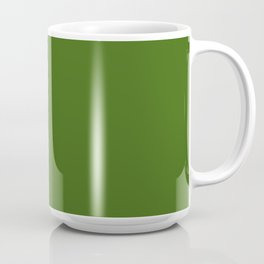 Tropical Jungle Green Coffee Mug