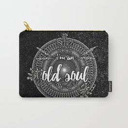 Old Soul 1 Carry-All Pouch