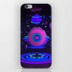 La Roulette iPhone & iPod Skin