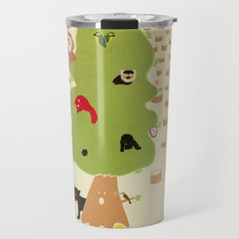 Be Good to Trees Travel Mug
