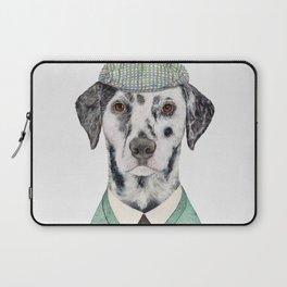 Dalmatian Mint Laptop Sleeve