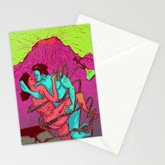 Lava love Stationery Cards