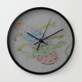 Axie by Lexi Wall Clock
