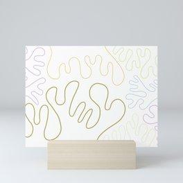 Sage Palette Mini Art Print