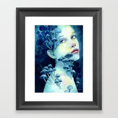 Beauty in the Breakdown Framed Art Print