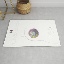 Pepper Kester's Nipple of Venus Poster Rug