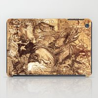 medieval iPad Cases featuring Medieval by TheMagicWarrior