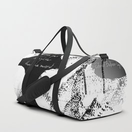 The Pen is Mightier Than The Sword Duffle Bag