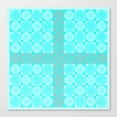 Tile Set #1 Canvas Print