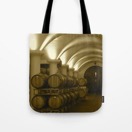 and then we wait Tote Bag