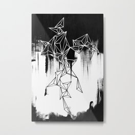 Light Within Metal Print