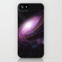 Rosea Galaxy iPhone Case