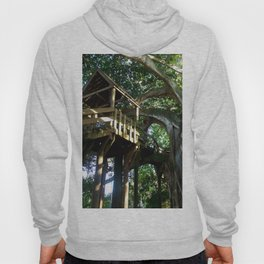 Tree house @ Aguadilla Hoody