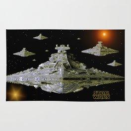 Galactic Battle Cruisers  Rug