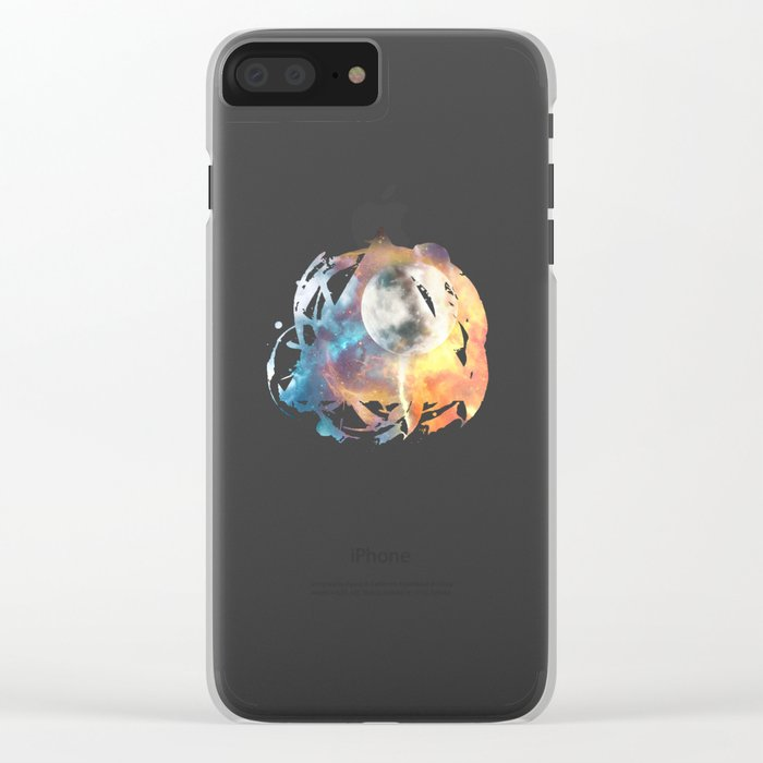 Eveything Out There's Changing Clear iPhone Case