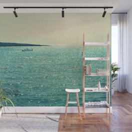 Sea is Always in your Mind Wall Mural