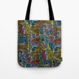 Ethnic Newage Tote Bag
